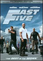 Fast Five [Rated/Unrated] - Justin Lin