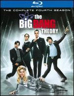 The Big Bang Theory: The Complete Fourth Season [2 Discs] [Blu-ray]