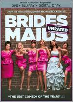 Bridesmaids [Unrated/Rated] [2 Discs] [Includes Digital Copy] [DVD/Blu-ray]
