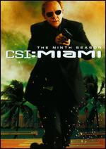 CSI: Miami: Season 09