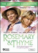 Rosemary & Thyme: The Complete Collection [7 Discs] - Brian Farnham