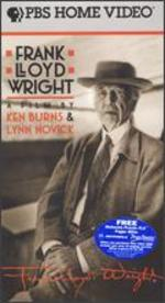 Frank Lloyd Wright-a Film By Ken Burns and Lynn Novick [Vhs]