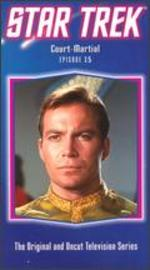 Star Trek-the Original Series, Episode 15: Court-Martial [Vhs]