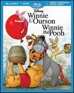 Winnie the Pooh [3 Discs] [Includes Digital Copy] [French] [Blu-ray/DVD]