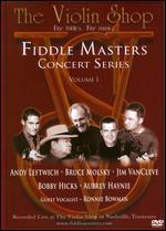 Fiddle Masters Concert Series, Vol. 1: The Violin Shop
