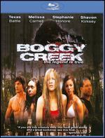 Boggy Creek: The Legend Is True [Blu-ray]