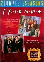 Friends: The Complete First and Second Seasons [8 Discs]