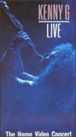Kenny G Live-the Home Video Concert