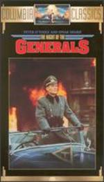 The Night of the Generals [Vhs]