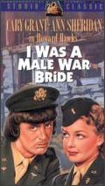 I Was a Male War Bride [Vhs]