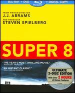 Super 8 (Two-Disc Blu-Ray/Dvd Combo + Digital Copy)