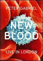 Peter Gabriel: New Blood-Live in London