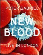 Peter Gabriel: New Blood-Live in London [Blu-Ray]