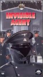 Invisible Agent [Vhs]