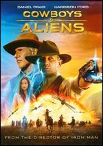 Cowboys & Aliens [Blu-ray/DVD]