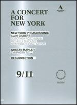 A Concert for New York-New York Philharmonic & Alan Gilbert