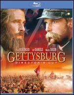 Gettysburg [Director's Cut] [2 Discs] [Blu-ray]
