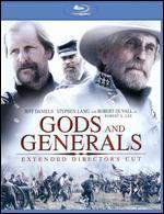 Gods and Generals [Director's Cut] [2 Discs] [Blu-ray] - Ronald F. Maxwell