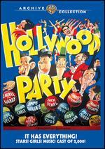 "Hollywood Party - Allan Dwan; Charles ""Chuck"" Riesner; Edmund Goulding; George Stevens; Richard Boleslawski; Roy Rowland; Sam Wood"