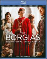 The Borgias: The First Season [3 Discs] [Blu-ray] -
