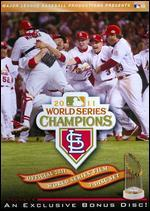 MLB: Official 2011 World Series Film