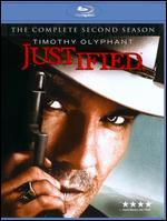 Justified: The Complete Second Season [3 Discs] [Blu-ray]