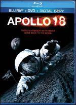 Apollo 18 [Includes Digital Copy] [Blu-ray/DVD]