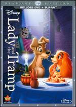 Lady and the Tramp [Diamond Edition] [2 Discs] [DVD/Blu-ray]
