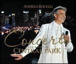 Andrea Bocelli: Concerto - One Night in Central Park [Blu-ray]