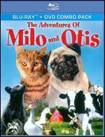 The Adventures of Milo and Otis [Blu-ray]