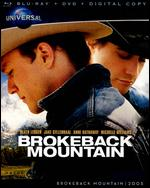 Brokeback Mountain [2 Discs] [Includes Digital Copy] [Blu-ray/DVD] - Ang Lee