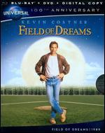 Field of Dreams [2 Discs] [Includes Digital Copy] [Blu-ray/DVD]