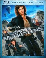 The Three Musketeers [Blu-ray] - Paul W.S. Anderson