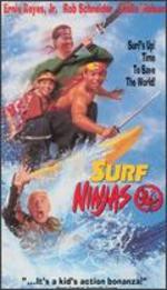 Surf Ninjas [Vhs]
