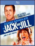 Jack and Jill [Blu-ray] [Includes Digital Copy] [UltraViolet] - Dennis Dugan