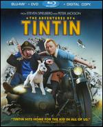 The Adventures of Tintin [2 Discs] [Includes Digital Copy] [UltraViolet] [Blu-ray/DVD] - Steven Spielberg