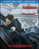 Mission: Impossible - Ghost Protocol [2 Discs] [Includes Digital Copy] [Blu-ray/DVD] [UltraViolet] - Brad Bird