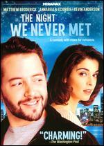 The Night We Never Met - Warren Leight