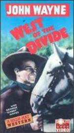 West of the Divide [Vhs]