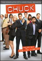 Chuck: The Complete Fifth Season [3 Discs]