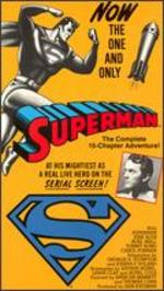 Superman: Serial [Vhs]
