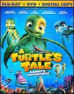 A Turtle's Tale: Sammy's Adventures [2 Discs] [Blu-ray/DVD]