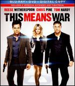 This Means War [2 Discs] [Blu-ray/DVD]