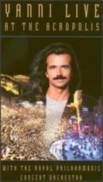 Yanni Live at the Acropolis [Vhs]