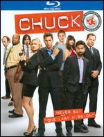 Chuck: The Complete Fifth Season [2 Discs] [Blu-ray]