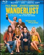 Wanderlust [2 Discs] [Includes Digital Copy] [UltraViolet] [Blu-ray/DVD]