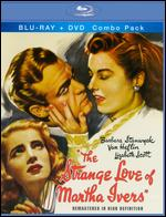 The Strange Love of Martha Ivers [2 Discs] [Blu-ray/DVD] - Lewis Milestone