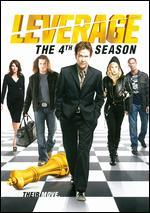 Leverage: The 4th Season [4 Discs]
