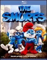 The Smurfs [Includes Digital Copy] [UltraViolet] [Blu-ray]
