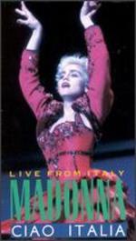 Madonna-Ciao Italia (Live From Italy) [Vhs]